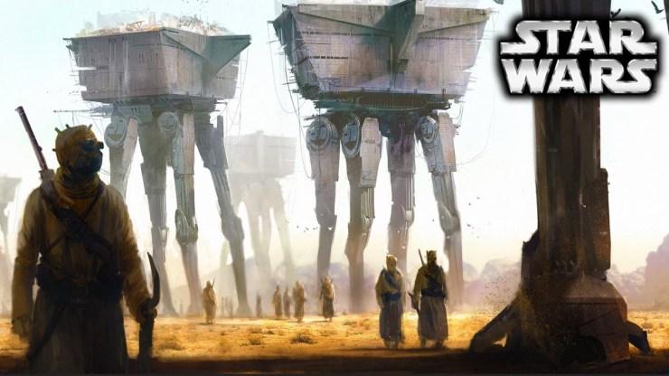 Nueva Trilogía de Star Wars en el horizonte.