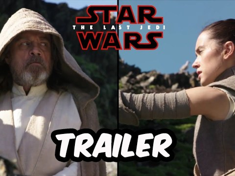 Nuevo Trailer - The Worlds Of The Last Jedi - STAR WARS 5