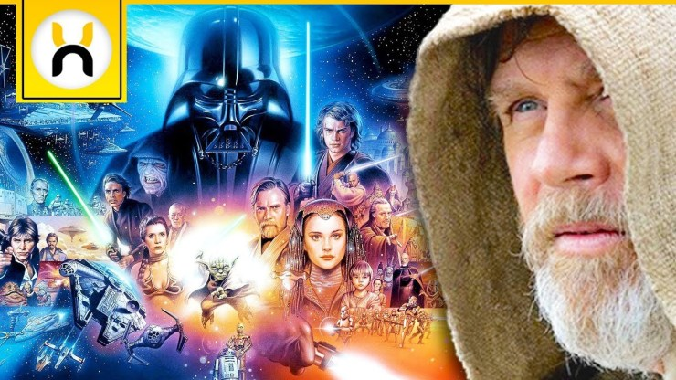 Problems with Star Wars: The Last Jedi & The Disney Saga 1
