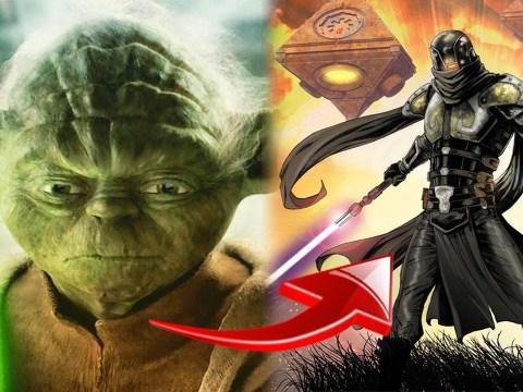 Quiénes Fueron Los Primeros Jedi - Star Wars.