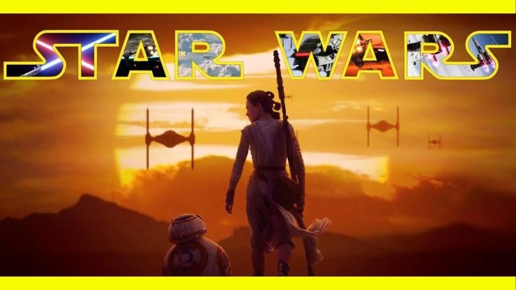 Resumen de todos los episodios Star Wars previo a The Last Jedi (SPOILERS).