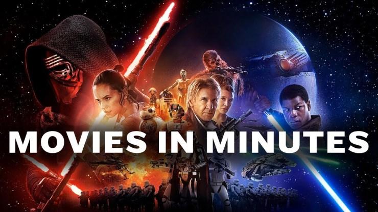resumen star wars the force awakens previo a the last jedi