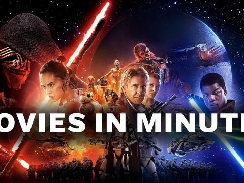 Resumen Star Wars The Force Awakens Previo a The Last Jedi.