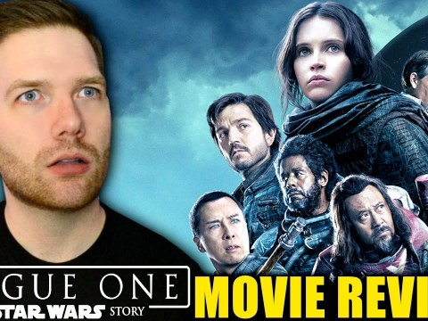 Rogue One: A Star Wars Story - Movie Review 9