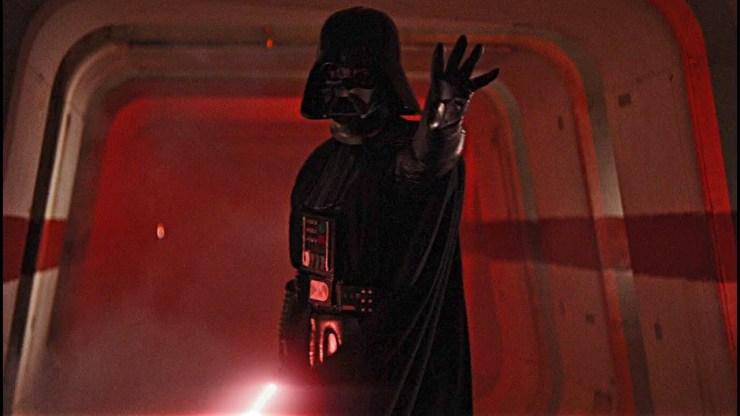 Rogue One Escena Final (Darth Vader) 1