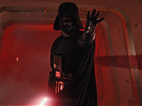 Rogue One Escena Final (Darth Vader) 8