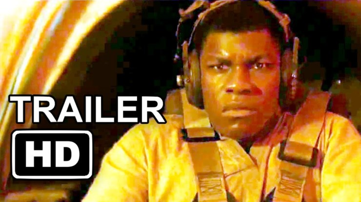 STAR WARS 8 Finn Needs Rey Trailer (2017) The Last Jedi Movie HD 1