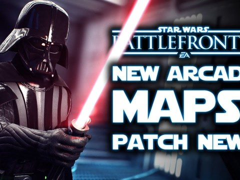 Star Wars Battlefront 2 - OFFICIAL UPDATE! New Arcade Maps, Patch Release Date! 4