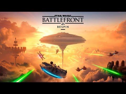 Star Wars Battlefront I - Bespin Launch Trailer (SW Battlefront DLC)
