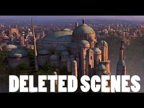Star Wars Episode I - The Phantom Menace Deleted Scenes