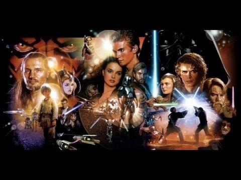 Star Wars: Into the Dark Times (Prequels Fan Edit) 1