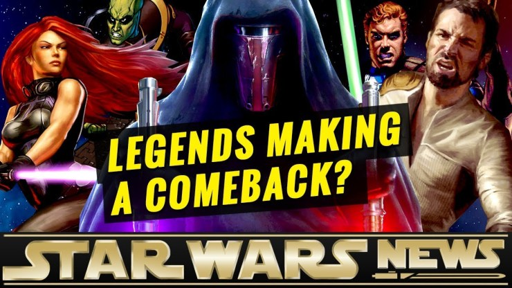 Star Wars Legends Returning to Canon? | Star Wars News 1
