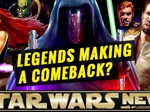 Star Wars Legends Returning to Canon? | Star Wars News 5