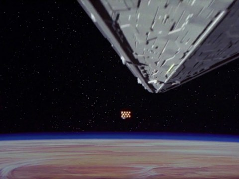 Star Wars - Opening Scene (1977)