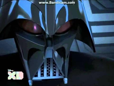 Star Wars Rebels Darth Vader and Emperor Palpatine