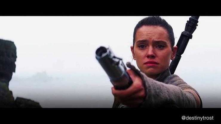 Star Wars Saga Espectacular Fan Trailer