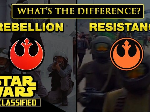 The Rebel Alliance and The Resistance: What's The Difference?