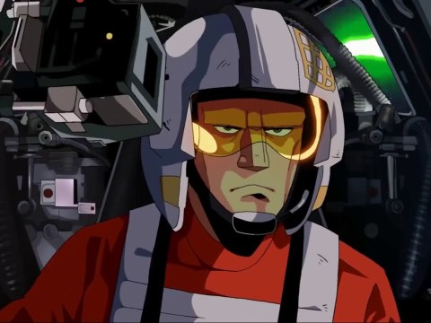 TIE Fighter Remastered - Star Wars Anime Short Film 5
