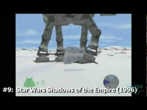 Top Ten Star Wars Games 1
