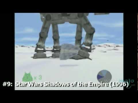 Top Ten Star Wars Games