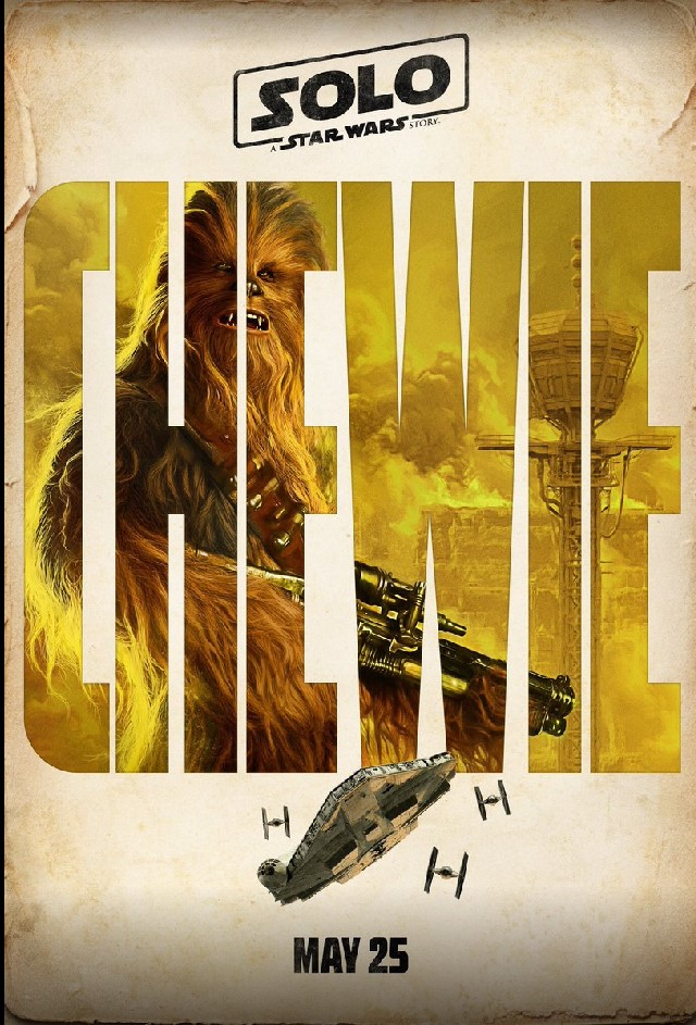 Chewbacca - Solo: A Star Wars Story 1