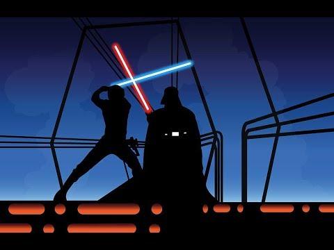 Bespin Duel Analyzed [Luke vs. Vader - The Empire Strikes Back]