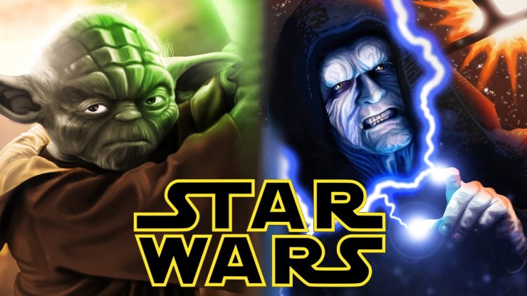 Did Yoda Lose To Emperor Palpatine Darth Sidious Star Wars Revenge Of The Sith