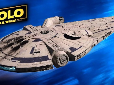 Han Solo Movie - EXCITING New Details About the Millennium Falcon REVEALED! Solo: A Star Wars Story 8