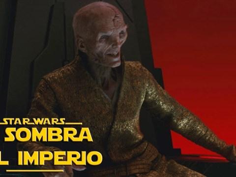 La Verdadera Historia y Origen de Snoke Explicado en La Novela de los Ultimos Jedi - Star Wars -