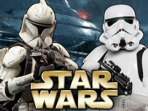 ¿Qué Pensaban los CLONES de ser Sustituidos por STORMTROOPERS? - Star Wars Explicado
