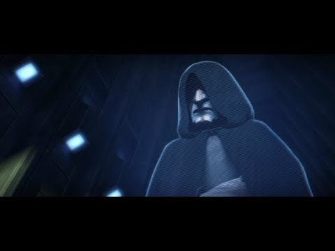 Star Wars Clone Wars Darth Sidious's Hologram Messages HD 8