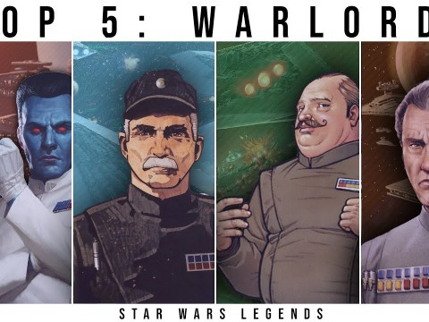 5 Most Powerful Imperial Warlords and Factions   Star Wars Legends Lore