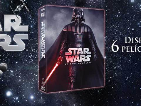 Star Wars: Saga Completa - 20th Century Fox ES 3
