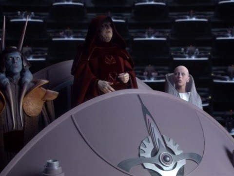The Forces of Evil in Star Wars (Part I - The Prequels) 4