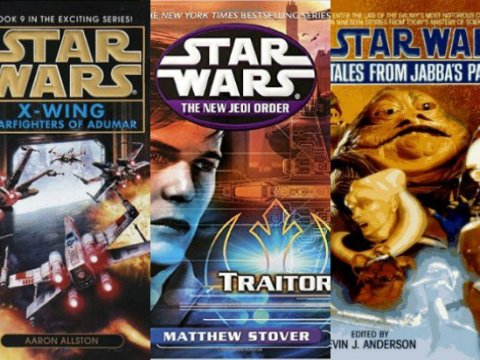 The Best Books from the Old 'Star Wars' Expanded Universe 8