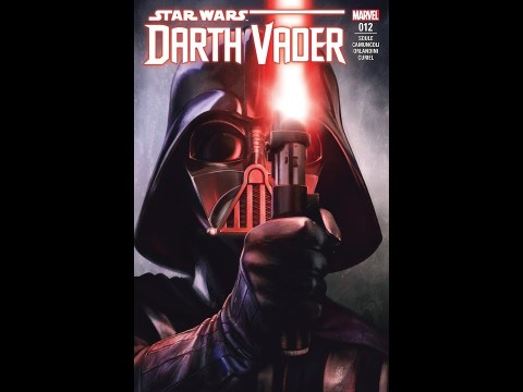 Darth Vader #12 The Rule of Five - Part II [Dark Lord of the Sith]
