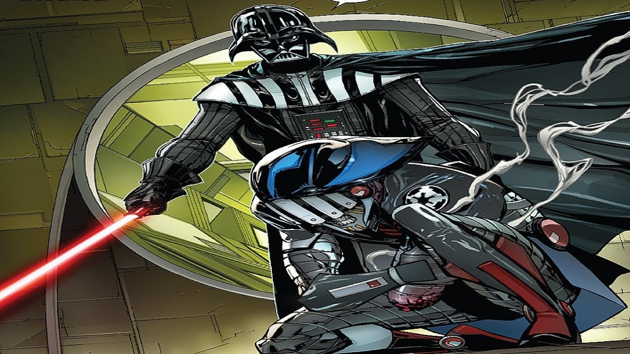 Darth Vader: Dark Lord Of The Sith #7 (Voice Dubbed Comic)