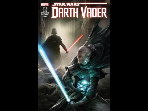 Darth Vader Dark Lord of the Sith #10: The Dying Light, Part IV (Canon)