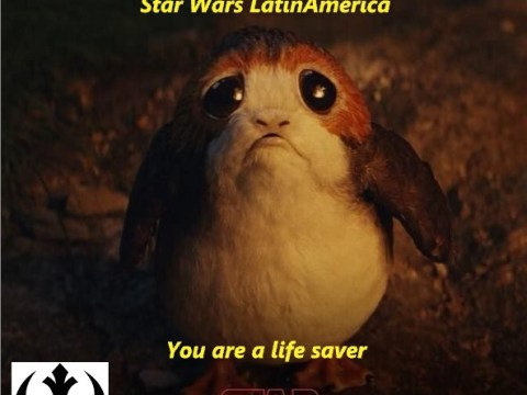 Please donate to support Star Wars LatinAmerica. 12