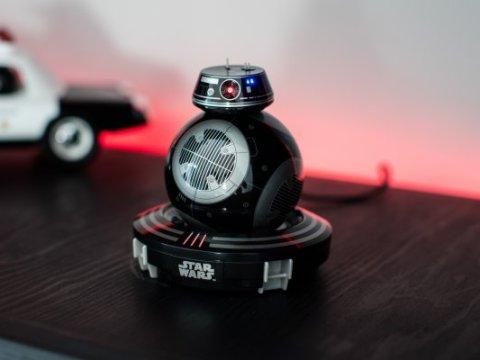Los irresistibles robots de Star Wars que encanta a grandes y chicos 13