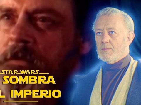 Interesante Gran Detalle en la Muerte de Luke Skywalker en la Novela de Los Últimos Jedi. Episodio 8