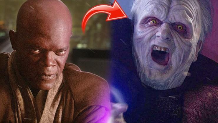 La Razón por la que Mace Windu Venció a Darth Sidious Pero no Yoda - Star Wars