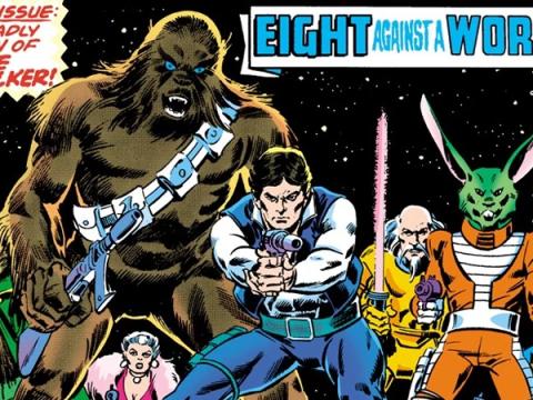 Solo: A Star Wars Story villanos conexión cómics Star Wars de Marvel