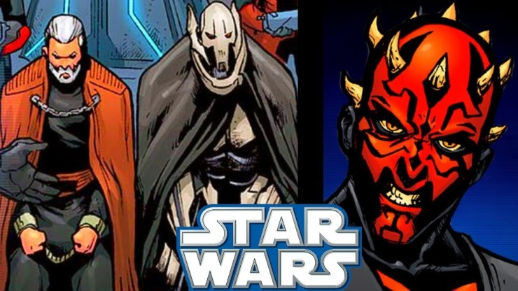 Star Wars Complete List of Comics Available 1