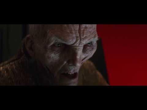 Snoke Death Scene HD BLURAY QUALITY