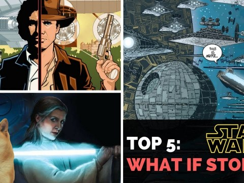 """Star Wars: Top 5 """"What If"""" Stories / Alternate Timelines"""