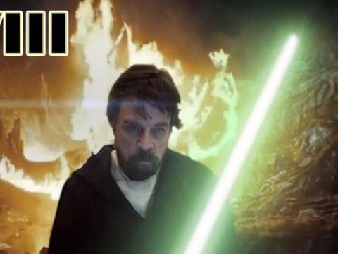 What if Luke FOUGHT Snoke in The Last Jedi - Star Wars Theory (Animated Fan Fic)
