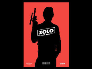 Solo: A Star Wars Story Official (and Unofficial) Artwork.