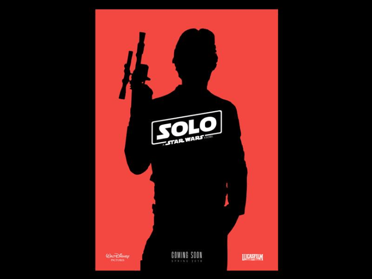 Solo: A Star Wars Story Official (and Unofficial) Artwork. 1