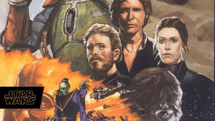 Star Wars Spotlight: Shadows of the Empire 1
